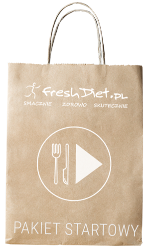 Pakiet próbny od Freshdiet